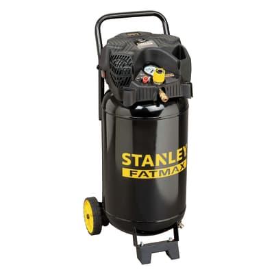 Compressore STANLEY FATMAX 8117210STF502 , 2 hp, 10 bar, 50 L