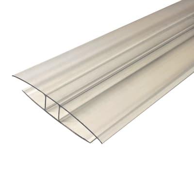Profilo di giunzione ONDULINE 10mm 7.5 cm x 300 cm x 12 mm x Ø 300 cm