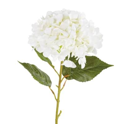 Fiore artificiale Ortensia H 135 cm