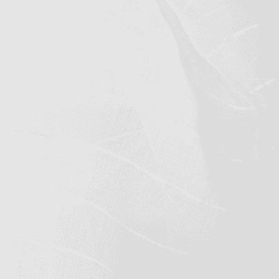Tenda Lewes bianco occhielli 140x280 cm