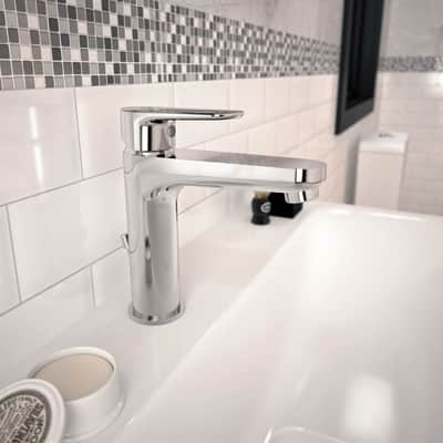 Rubinetto per lavabo Tyria cromo lucido IDEAL STANDARD