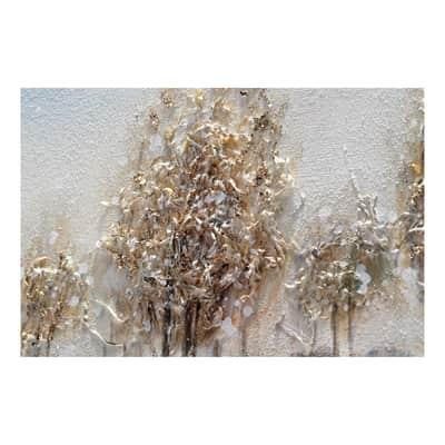 Dipinto originale Alberi 30x90 cm