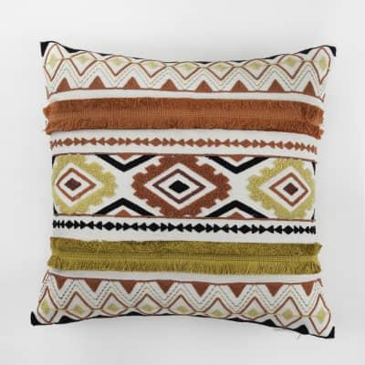 Cuscino INSPIRE Marrak multicolor 45x45 cm