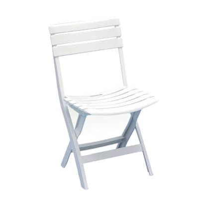 Sedia Birki colore bianco