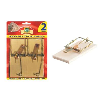 Trappola per topo e scarafaggi Basic Trap