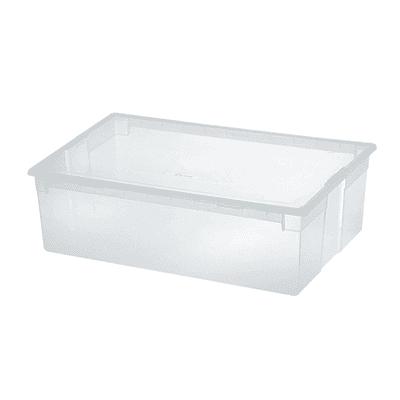 Scatola Light Box XL L 57.8 x P 39.6 x H 18.5 cm trasparente