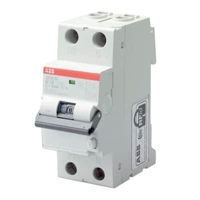 Interruttore magnetotermico differenziale ABB DS201 L 1 polo 25A 4.5kA 300mA 2 moduli