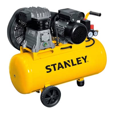 Compressore a cinghia STANLEY , 2 hp, 9 bar, 50 L