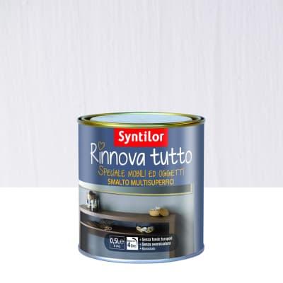 Smalto mobile cucina SYNTILOR 0.5 l bianco soft