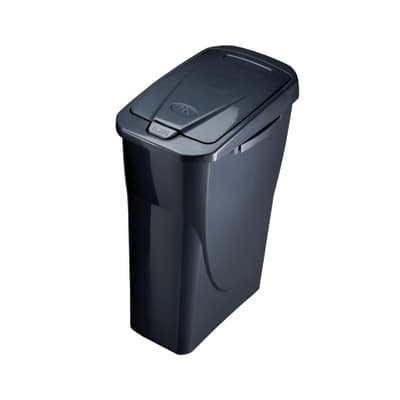 Pattumiera Ecobin manuale grigio 25 L