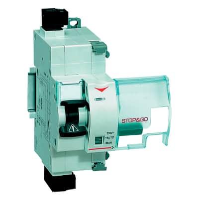 Riarmo automatico BTICINO F80SG Stop&Go 2 poli 16A 4 moduli