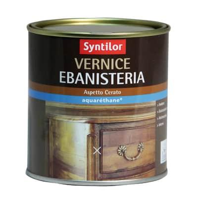 Vernice  SYNTILOR Ebanisteria Aquaréthane® wengè 0.5 L