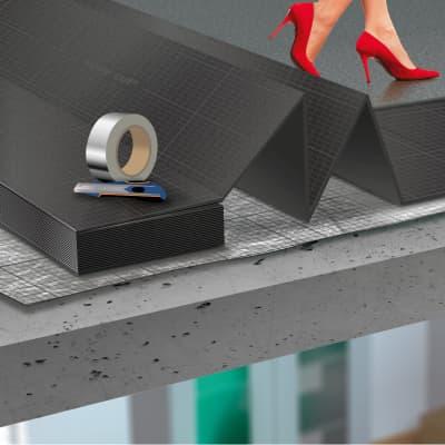 Sottopavimento AXTON Silence PVC Sp 1.5 mm