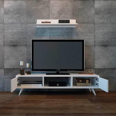 Mobile per TV L 130 x H 35 x P 40 cm
