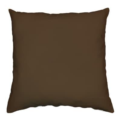 Cuscino Loneta bronzo 60x60 cm