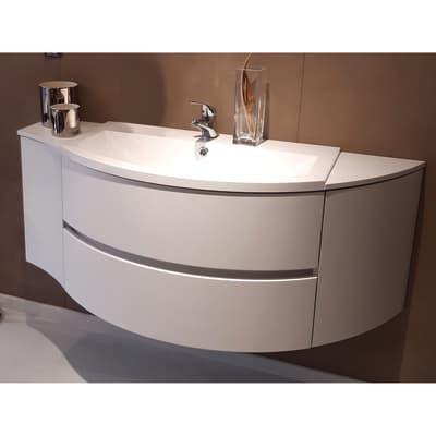 Mobile bagno Share marrone L 155 cm