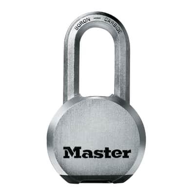 Lucchetto con chiave MASTERLOCK H ansa 51 mm
