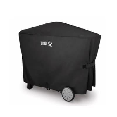 Copertura protettiva per barbecue in nylon WEBER L 6.8 x P 6.8 x H 18.6 cm