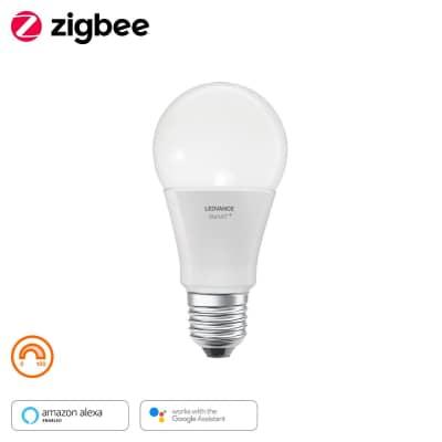 Lampadina collegato LED E27, Goccia,  diffusore Opaco, col.luce Bianco, Luce calda, 60W=810LM (equiv 60 W), 160° , LEDVANCE