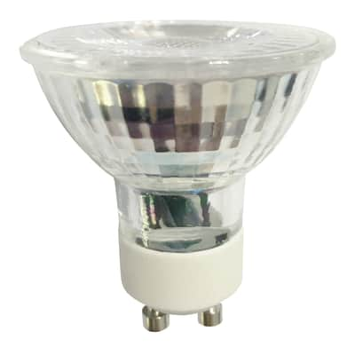 Lampadina smart lighting LED, WIFI, GU10, Faretto, Opaco, Luce calda, 5W=345LM (equiv 5 W), 60°