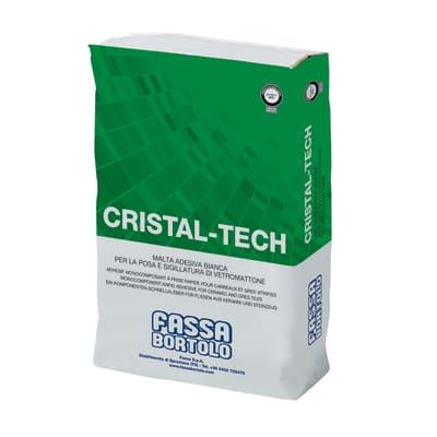 Malta per vetromattone FASSA BORTOLO Cristal 25 kg