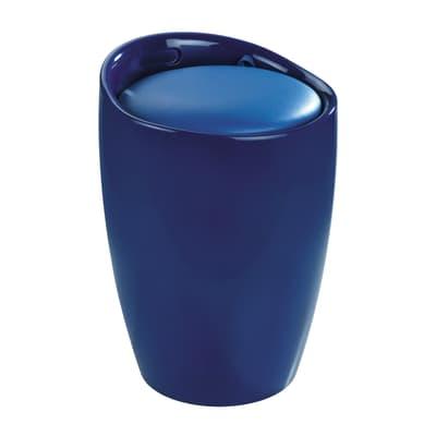 Portabiancheria Wenko Candy blu meno di 50 L