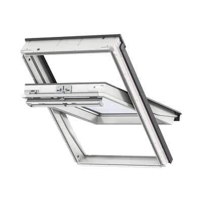 Finestra da tetto (faccia inclinata) VELUX GGU MK06 0070 manuale L 78 x H 118 cm bianco
