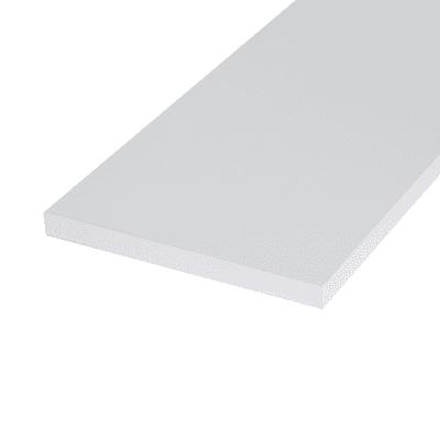 Pannello Melaminico truciolare L 120 x H 80 cm Sp 18 mm