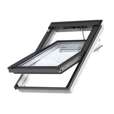 Finestra da tetto (faccia inclinata) VELUX GGL UK08 206821 elettrico L 134 x H 140 cm bianco