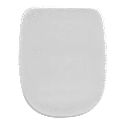 Copriwater ovale Dedicato per serie sanitari Selnova pro POZZI GINORI termoindurente bianco