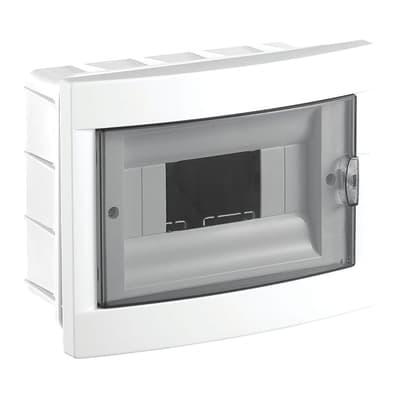 Centralino a incasso 8 moduli IP40 OLAN bianco