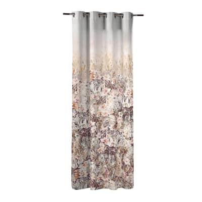 Tenda INSPIRE Lettisier multicolor occhielli 140 x 270 cm