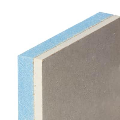 Lastra cartongesso GYPROC 200 x 120 cm, Sp 20 mm