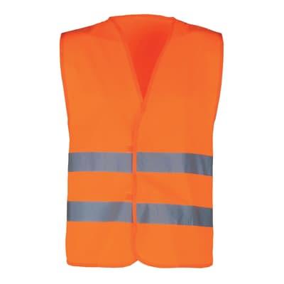 Gilet da lavoro KAPRIOL taglia unica arancione fluo
