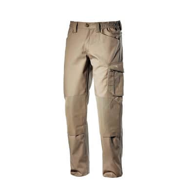 Pantalone da lavoro DIADORA Rocky Poly beige tg S