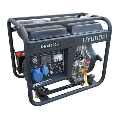 Generatore di corrente di corrente HYUNDAI 5300 W
