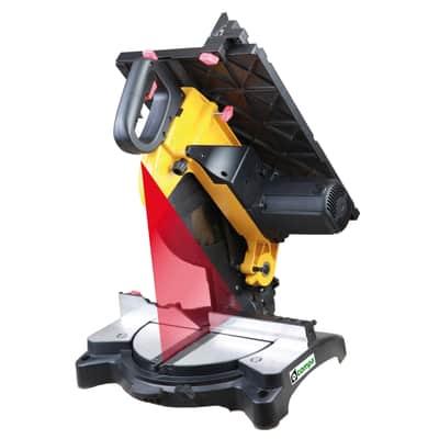 Troncatrice COMPA Ø 305 mm 1600 W 4500 giri/mm