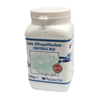 Ricarica polifosfati cristallo 0.5 kg