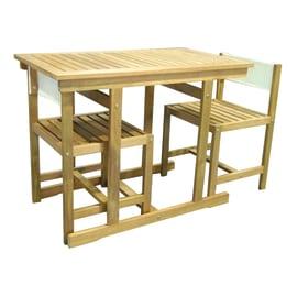 Set da giardino prezzi e offerte tavoli e sedie da esterno for Leroy merlin tavoli esterno