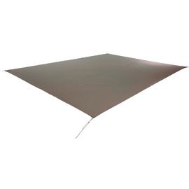 Vela ombreggiante rettangolare tortora