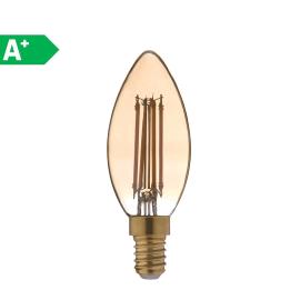 Lampadine decorative e vintage prezzi e offerte online for Leroy merlin lampadine led e14
