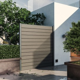 Divisori giardino prezzi e offerte online per schermi for Sdraio leroy merlin prezzi