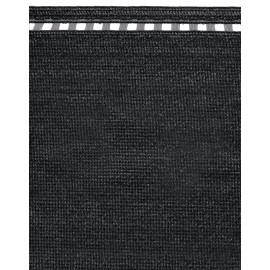 Rete ombreggiante Coimbra grigio L 5 x H 1,5 m