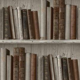 Carta da parati on line prezzi offerte e vendita per for Carta da parati libreria