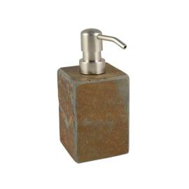 Accessori bagno da appoggio: Dispenser sapone, porta sapone e scopino