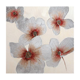 Dipinti su tela e quadri materici in vendita online for Quadri moderni leroy merlin