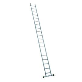 Scala ad appoggio alluminio Facal 19 gradini, per lavori fino a 6,8 m