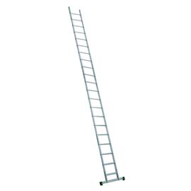 Scala ad appoggio alluminio Facal 21 gradini, per lavori fino a 7,4 m