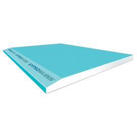 Lastra di cartongesso alta resistenza 120 x 200 cm, spessore 13 mm