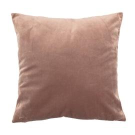 Cuscino Misty rosa retro tinta unita 40 x 40 cm